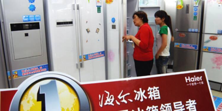 René Aubertin, vice-président du groupe Haier, veut imposer le frigo chinois en Europe