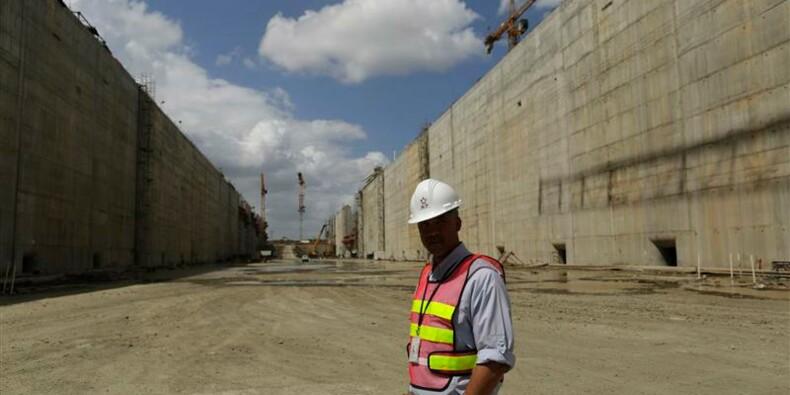 Accord en vue sur le chantier du canal de Panama