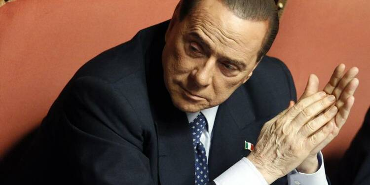 """Berlusconi condamné à sept ans de prison dans le """"Rubygate"""""""
