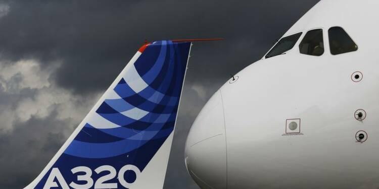 Le chinois BOC aurait commandé 25 Airbus A320