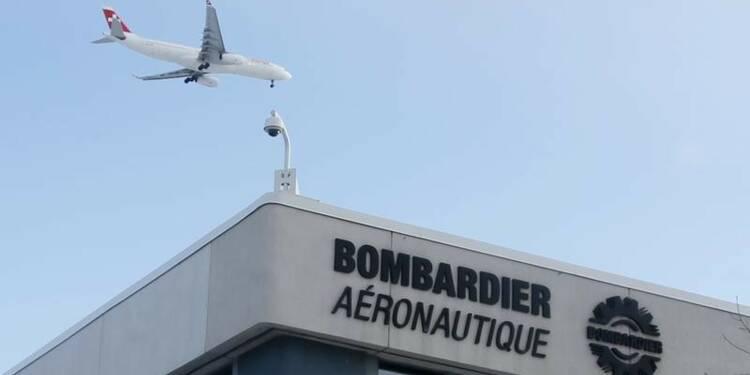 Bombardier publie un chiffre d'affaires en deçà des attentes