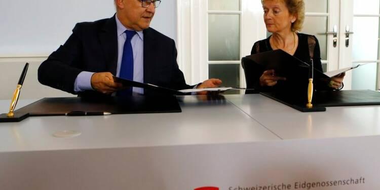 Fraude fiscale : la France et la Suisse renforcent leur coopération