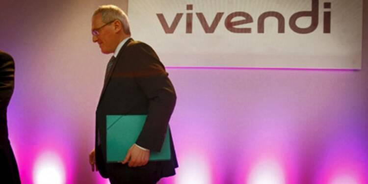 Le titre Vivendi s'envole après l'annonce de résultats supérieurs aux attentes