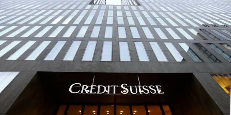 Le régulateur de New York demande des documents à Credit Suisse