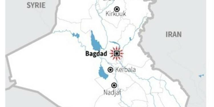 Attentat meurtrier devant un café de Bagdad, 38 morts