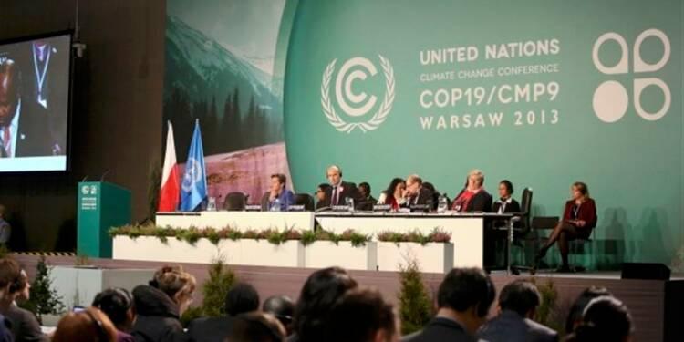 Objectif a minima pour le sommet de Varsovie sur le climat