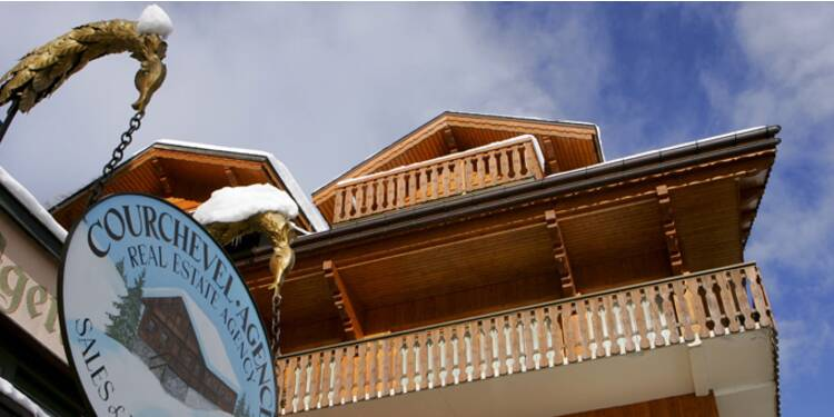 Courchevel : les chiffres fous du Saint-Tropez des neiges