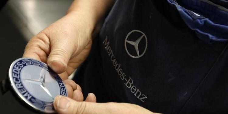 Le Conseil d'Etat clôt définitivement le litige avec Mercedes