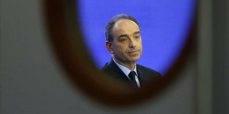 """Copé demande un """"big bang économique"""" à Hollande"""