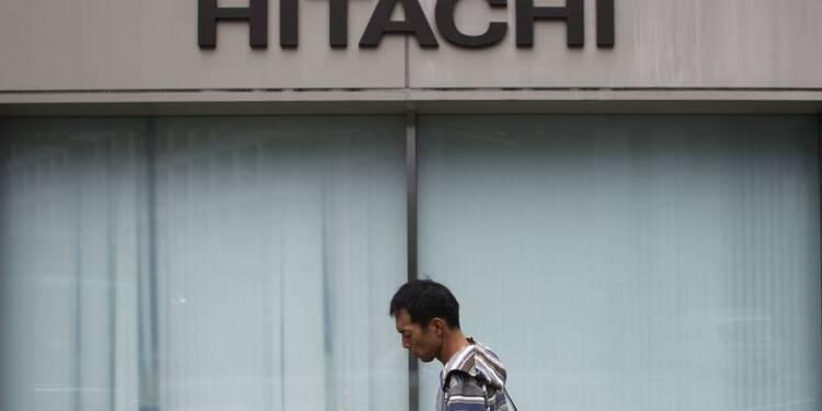 Hitachi revoit à la baisse sa prévision de résultat opérationnel