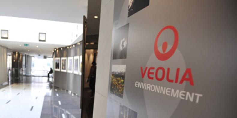 Publication rassurante pour Veolia