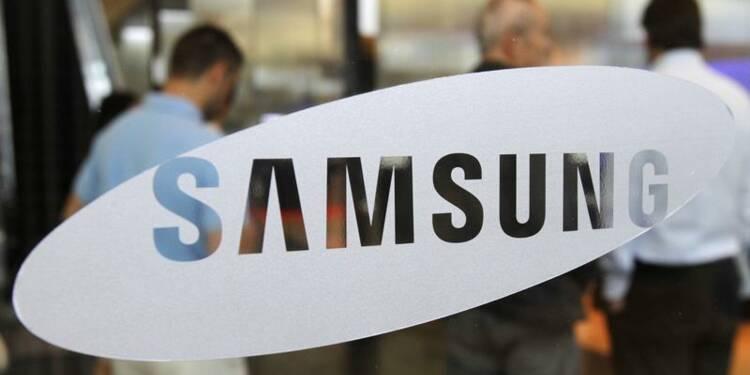 """Comme Apple, Samsung travaillerait sur une """"montre intelligente"""""""