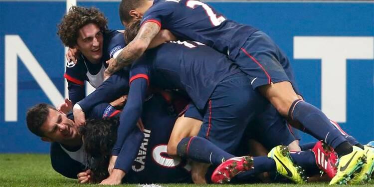 Ligue des champions: le PSG bat l'Olympiakos 2-1 et se qualifie