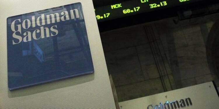 Baisse de 11% du bénéfice trimestriel de Goldman Sachs
