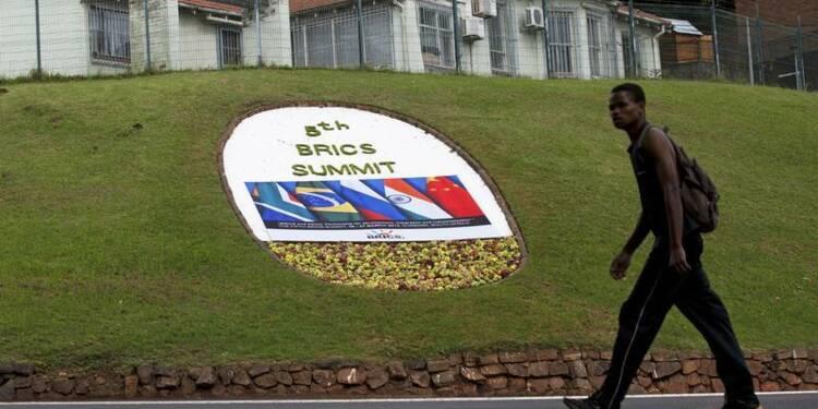 Le projet de banque de développement des BRICS avance lentement