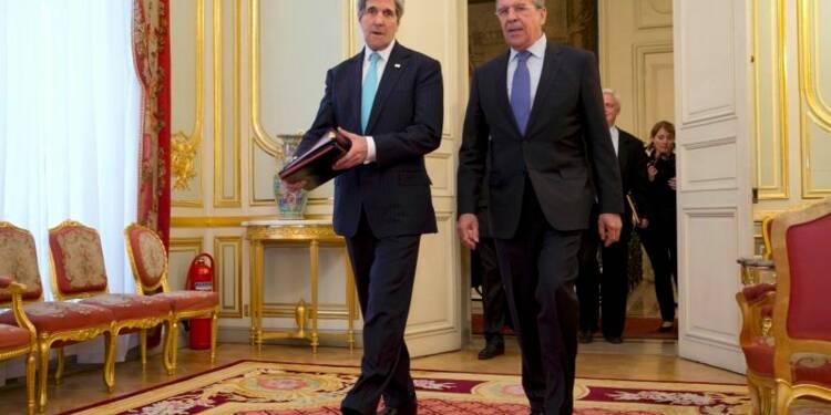 USA et Russie cherchent à faire tomber les tensions sur l'Ukraine