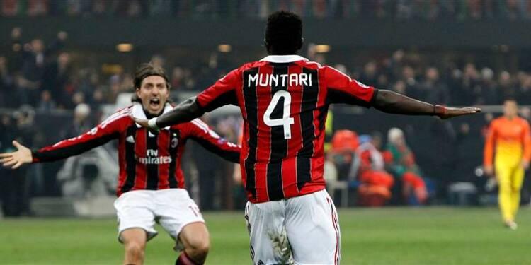 Ligue des champions: le Milan fringant