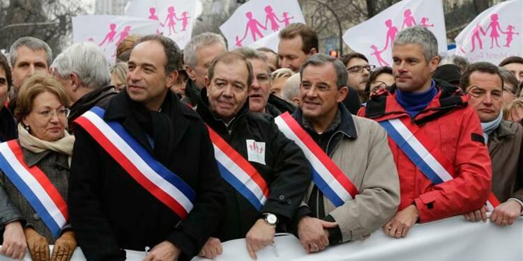 "Les ""ténors"" de l'UMP dénoncent le mariage gay"