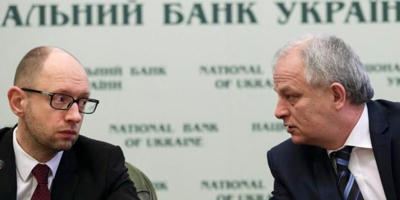 Le FMI répond à l'appel d'une Ukraine financièrement exsangue