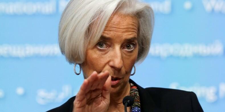 L'économie mondiale devrait accélérer en 2015, dit le FMI