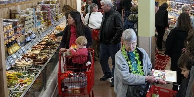 Forte hausse des dépenses de consommation en mars aux USA