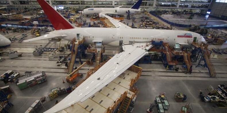 Boeing affiche des résultats et un chiffre d'affaires meilleurs que prévu