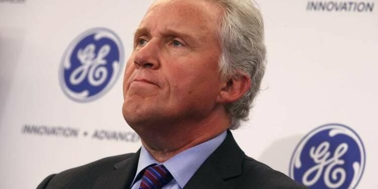 Le PDG de General Electric affiche sa confiance dans le dossier Alstom