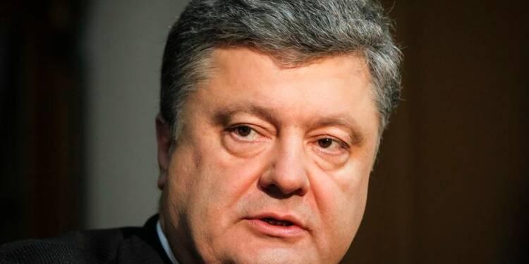 """""""Une nouvelle Ukraine est née"""", affirme Petro Porochenko"""