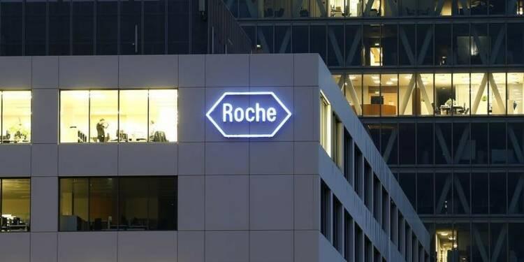 Roche rachète la société de biotechnologie américaine Seragon