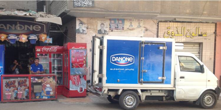 Comment Danone brasse business et social