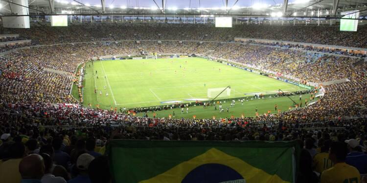 Le Mondial de football, plus que jamais une histoire de gros sous