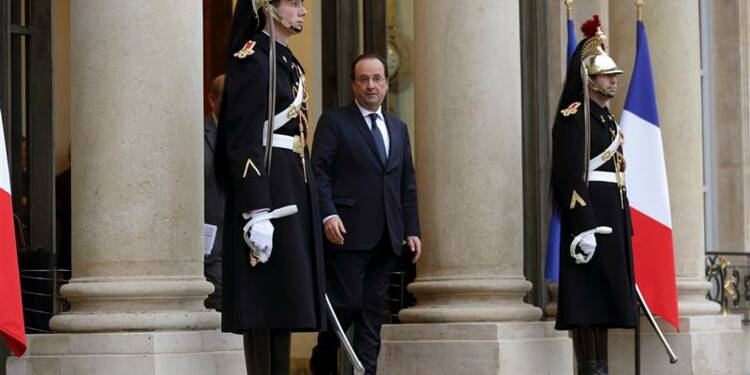 Le social-démocrate François Hollande à l'heure des choix
