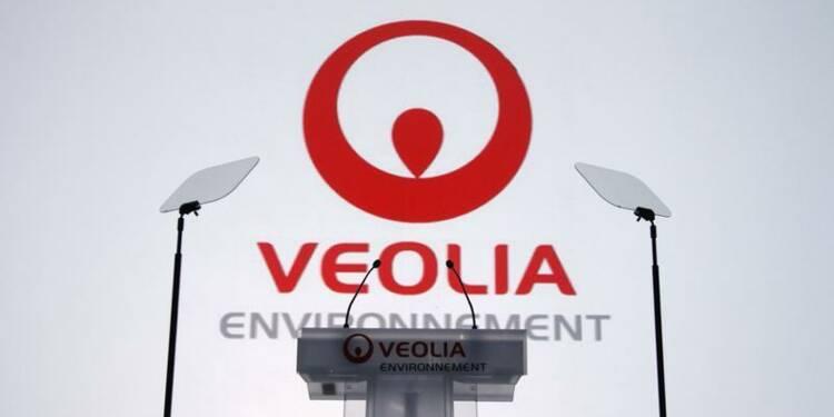 Veolia veut quadrupler son activité liée au pétrole et au gaz