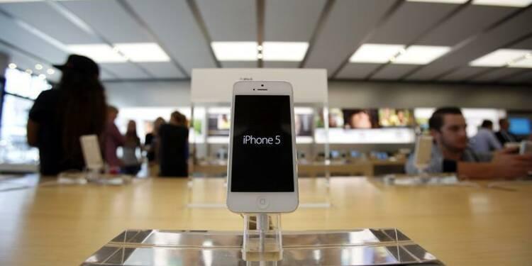 Apple dévoilerait un nouvel iPhone en septembre