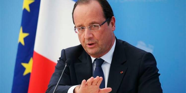 Hollande attendra le rapport de l'Onu avant d'agir en Syrie