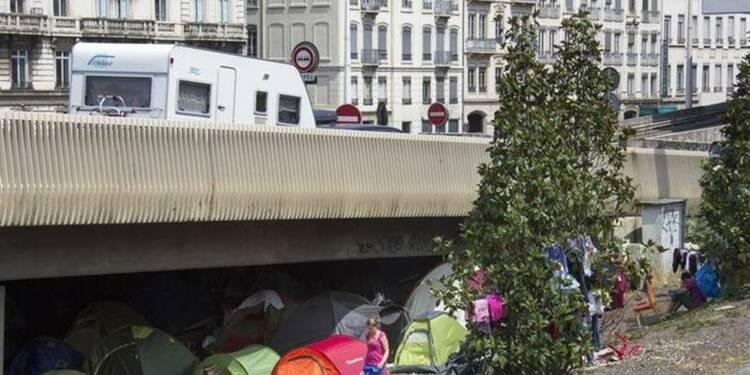 Cécile Duflot veut résorber les bidonvilles