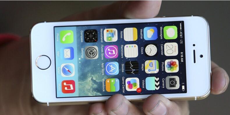iPhone 5s : le test de notre jury