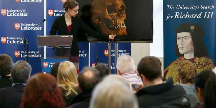 Le mystère du corps de Richard III élucidé au bout de 500 ans