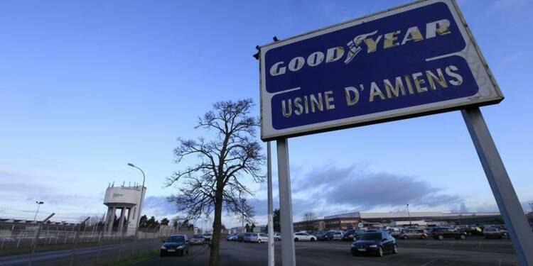 L'Assemblée crée une commission sur le site Goodyear d'Amiens-Nord