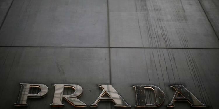 Hausse du bénéfice net de Prada au premier trimestre 2013