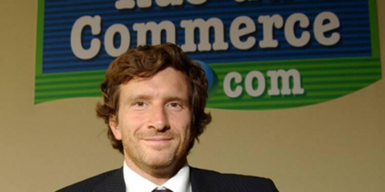 Gauthier Picquart, le PDG de Rueducommerce veut bâtir le plus grand bazar du Net