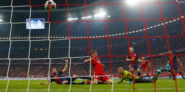 Ligue des champions: le Bayern humilie le FC Barcelone 4-0