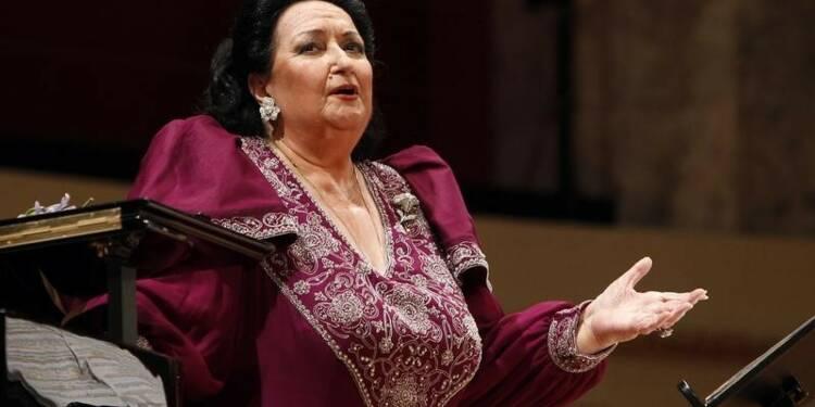 La cantatrice Montserrat Caballe inculpée de fraude fiscale