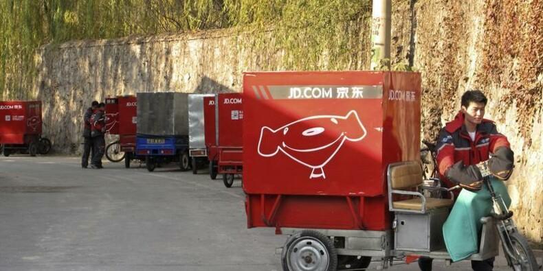Le chinois JD.com veut aussi entrer en Bourse aux Etats-Unis