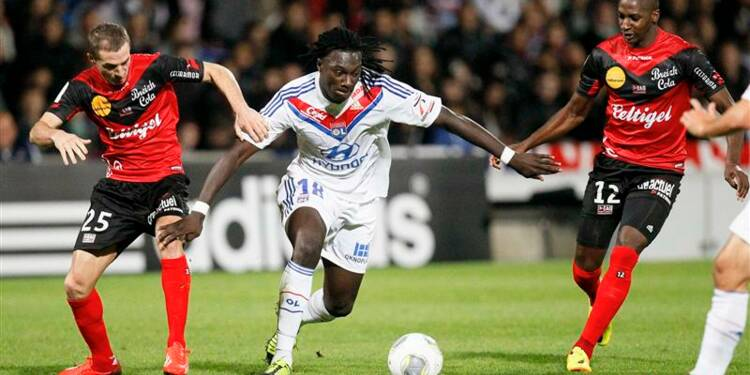 Ligue 1: Steve Mandanda sauve Marseille contre Rennes