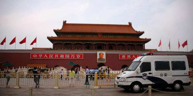 Sécurité renforcée pour les 25 ans de la répression de Tiananmen