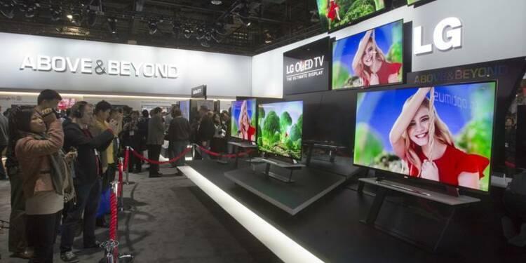 LG Electronics double son bénéfice au 4e trimestre