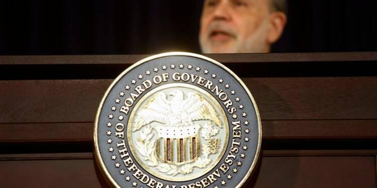 La Fed réduit ses rachats d'actifs comme prévu