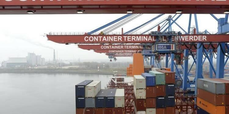 Le commerce extérieur soutient le PIB allemand au 4e trimestre