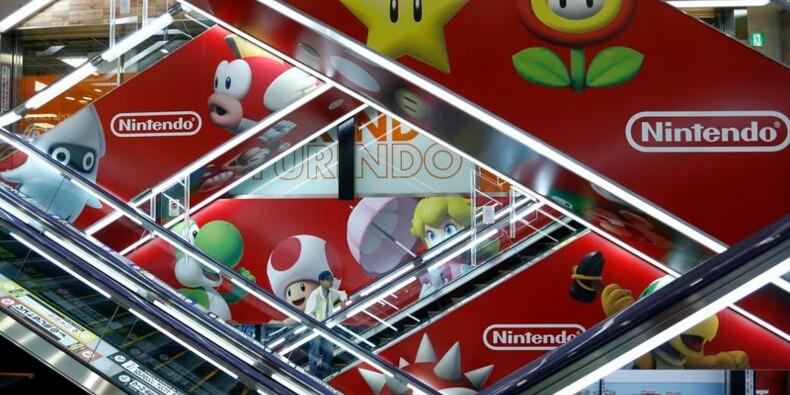 Nintendo encore en perte en 2013-2014